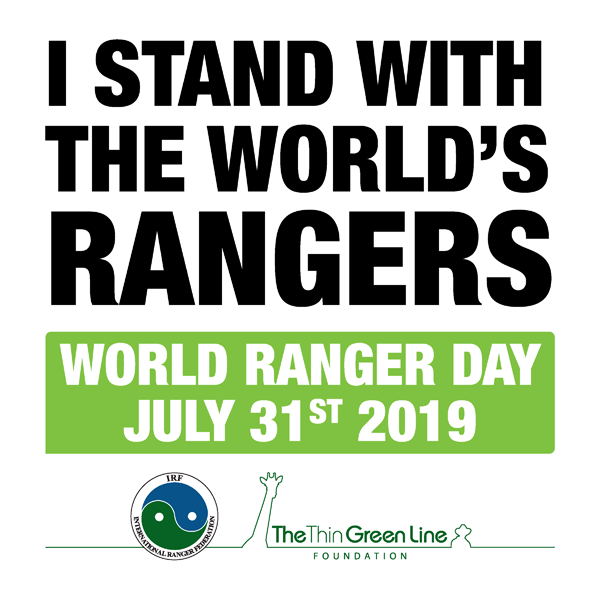 i stand with rangers